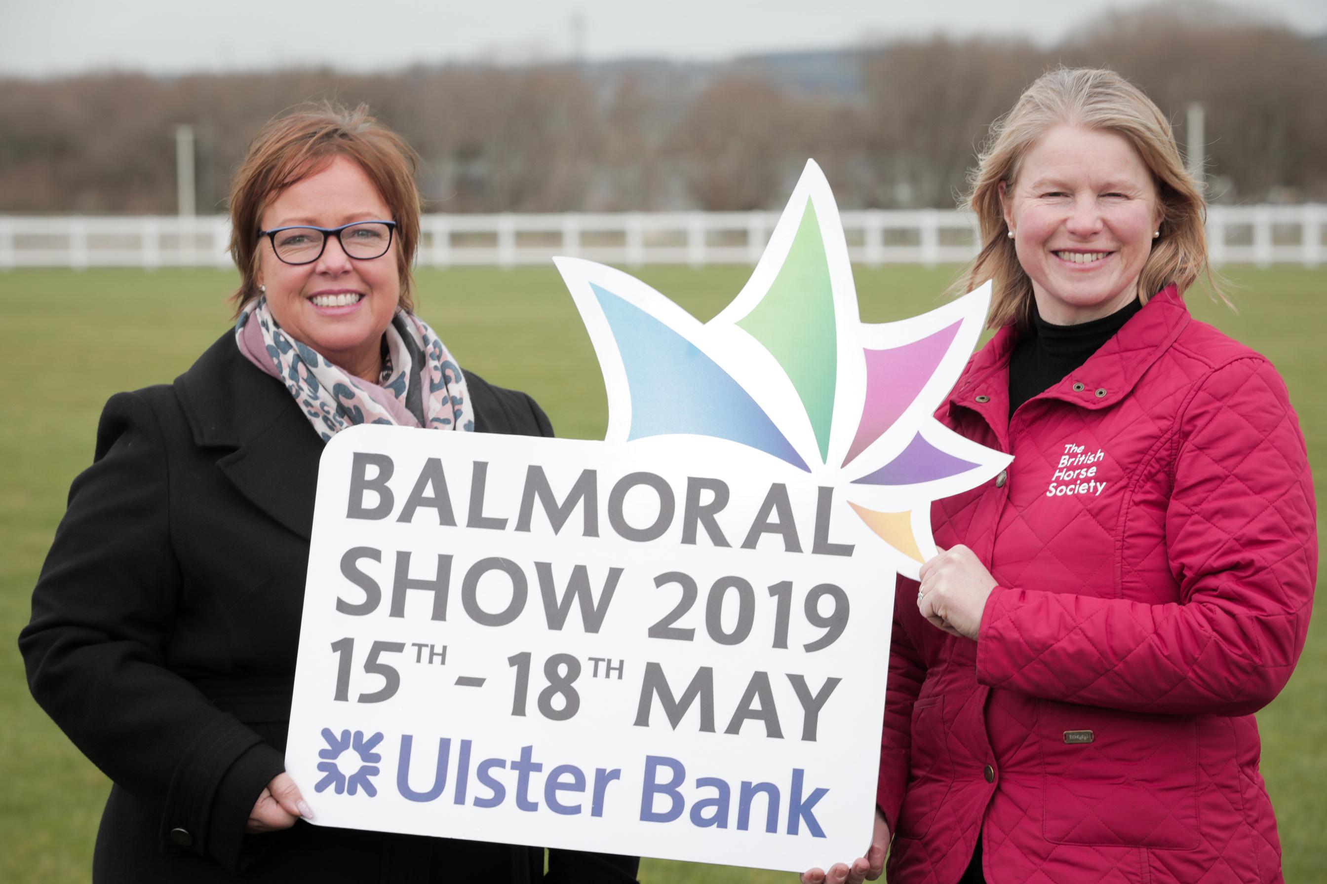 British Horse Society to sponsor at Balmoral Show 20